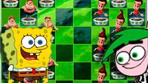 Nick.com Checkers game