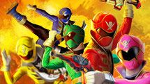 Super Megaforce Legacy free game - POWER RANGERS GAMES