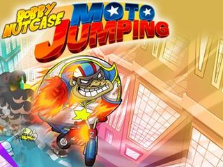 Shockwave: Bobby Nutcase Moto Jumping Game