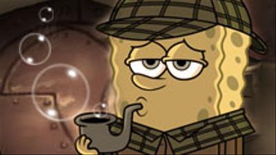 spongebob squarepants: mystery train