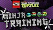 LEGO Teenage Mutant Ninja Turtles: Ninja Training (AD)