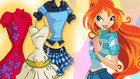 Winx Club: Dress Me Up! game