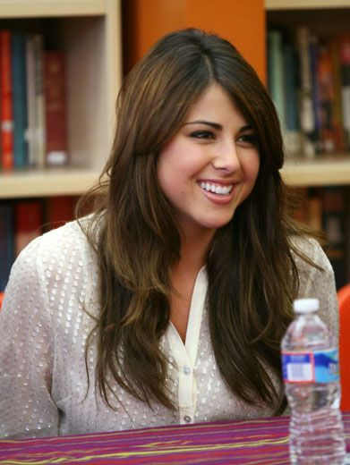 Monet-Lisa Smile|Daniella Monet smiles big for the camera. So pretty!