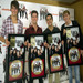 Go for the Gold!|While touring in Mexico City, the boys also celebrated their album going gold! Congrats, guys!