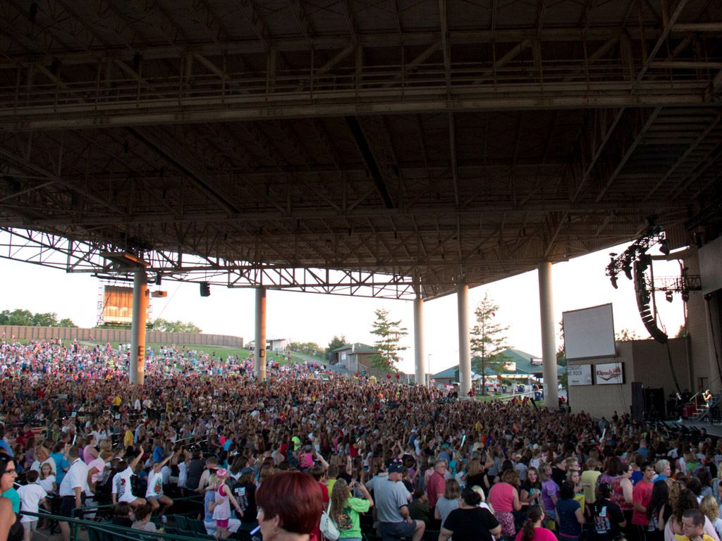Big Time Rush Summer Tour Noblesville In