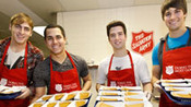 Big Time Rush Volunteers picture