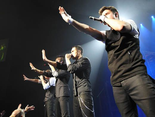 Beyond Reach|When it comes to boy band hierarchy, the guys of Big Time Rush are untouchable!