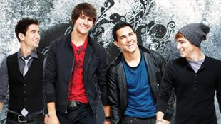 Watch BTR Music Videos