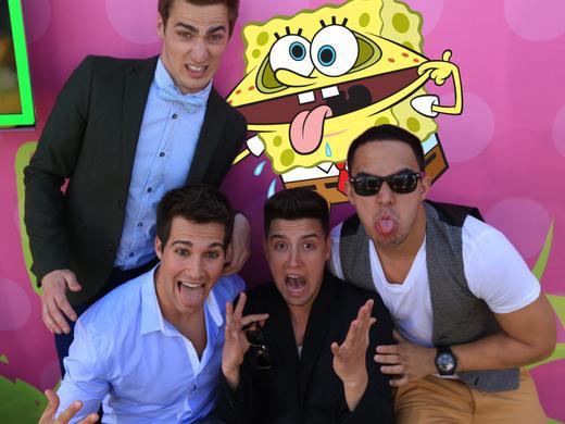 KCA 2013 SpongeBob 2