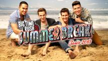 (AD) Big Time Rush Summer Tour Dates!