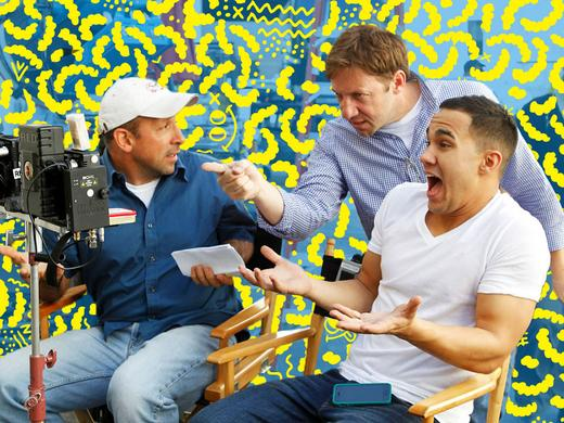 Carlos Pena Directs Big Time Episode 1