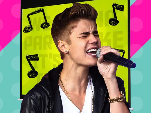 KCA Guess Lyrics Bieber 3