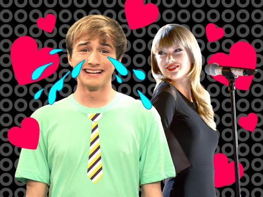 Lucas Cruikshank Loves Tay Swift 1