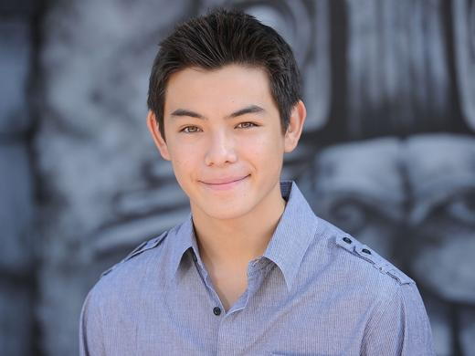 Ryan Potter's Martial Arts Audition Image 3
