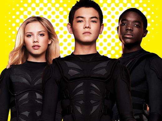 Supah Ninjas Knowledge 1
