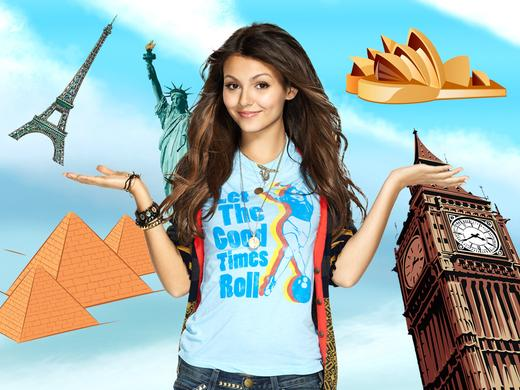Victoria Justice World Traveler 1