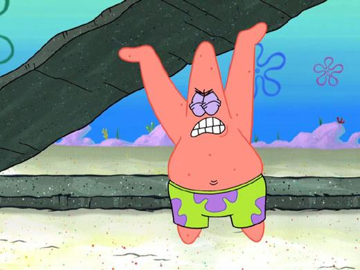 When Patrick Questioned Science 5