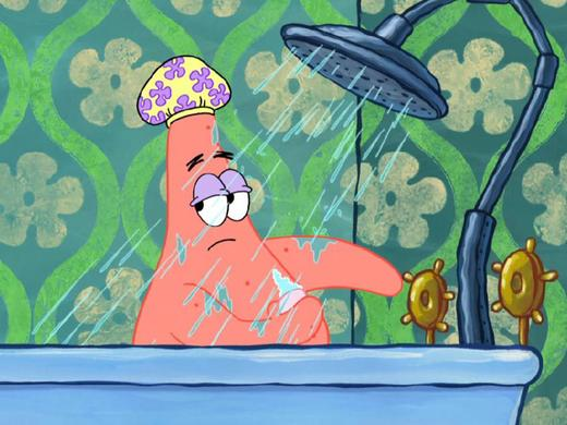 When Patrick Questioned Science 6