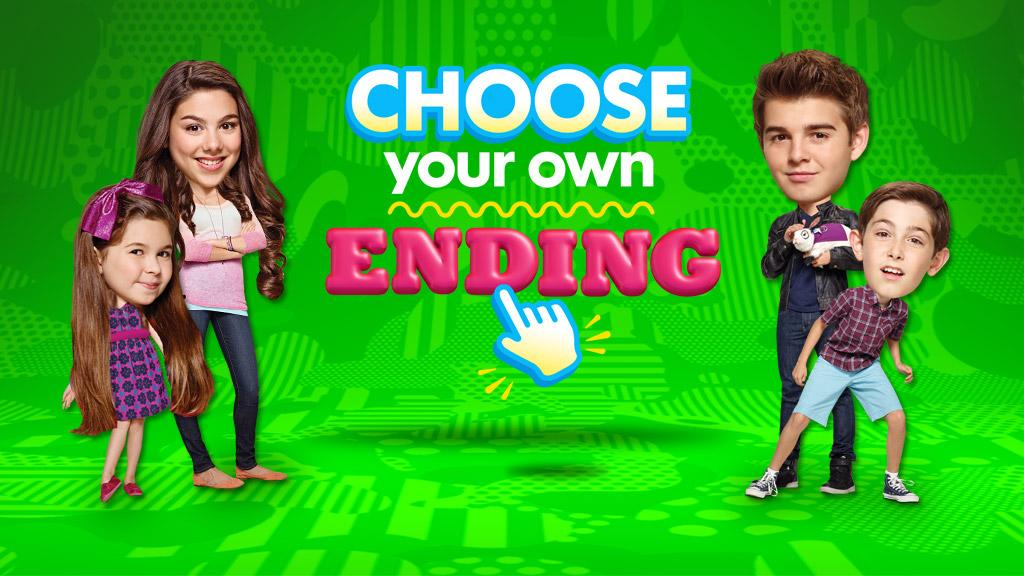 play thundermans game
