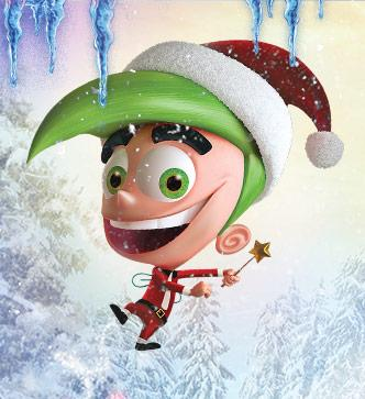 Cosmo Picture - A Fairly Odd Christmas