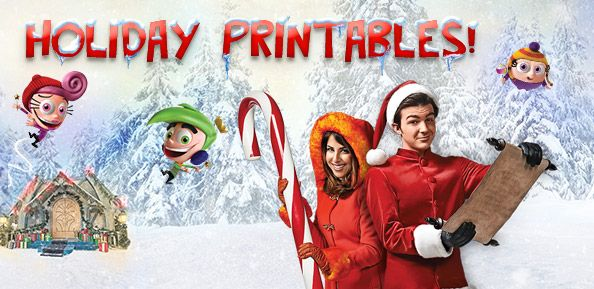A Fairly Odd Christmas | Drake Bell | Movie | Nick.com