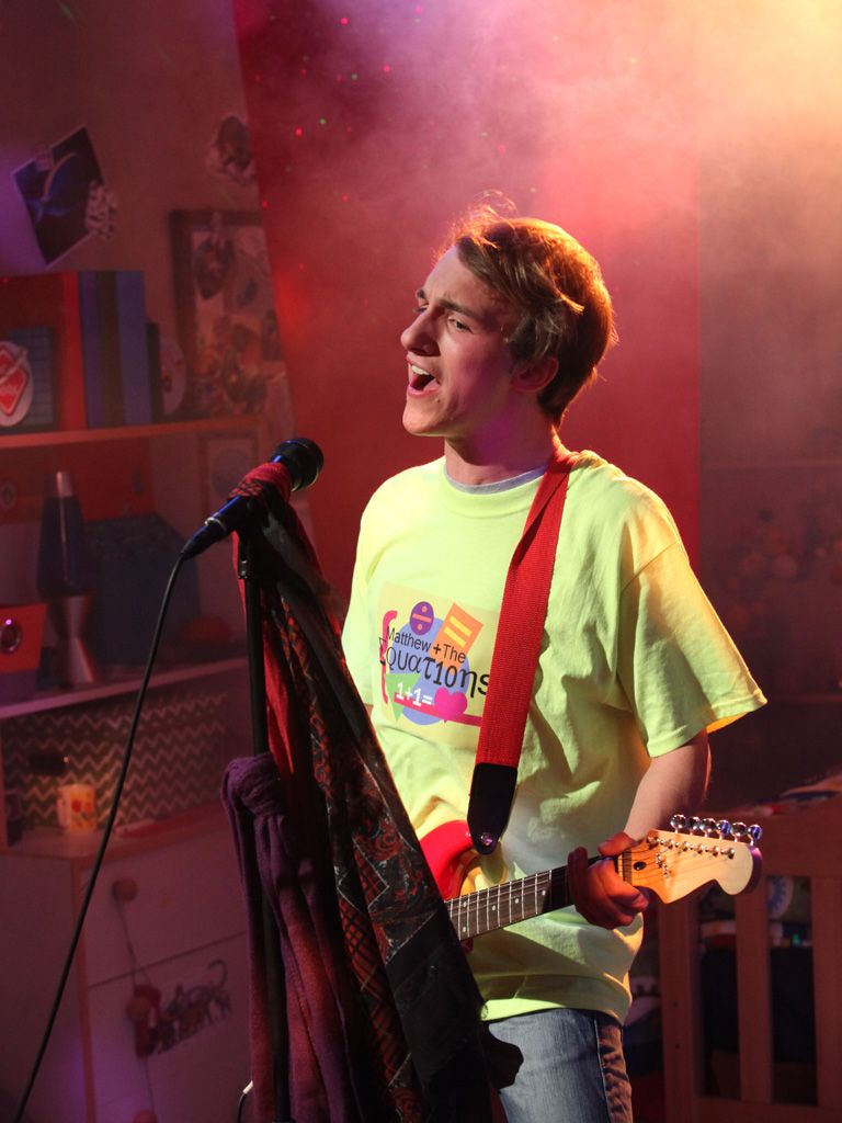 Taking the Lead|Not only does Fred Figglehorn have his own show, but now he's the lead singer of his very own band!