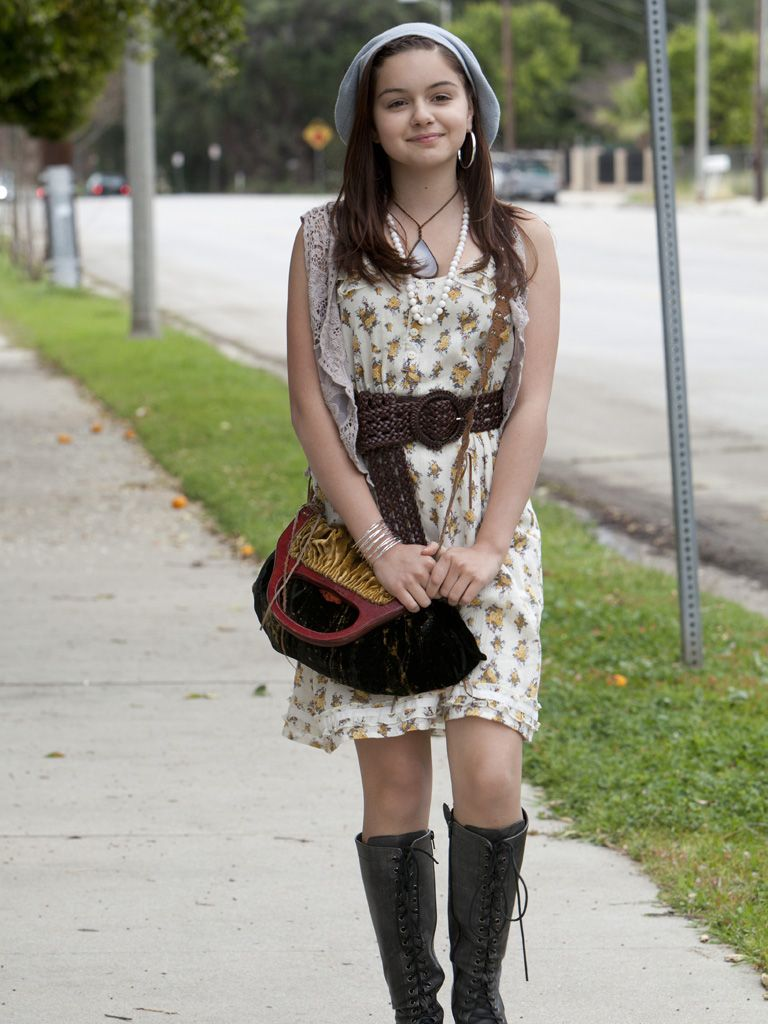 In-Season Styles|Ariel Winter is looking extra cool in these fab fashions that she rocks in Fred 2!