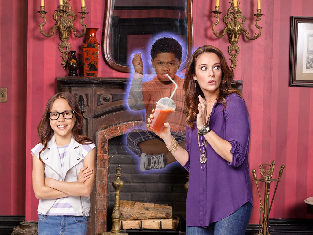 Haunted Hathawa... The Haunted Hathaways Cast Names