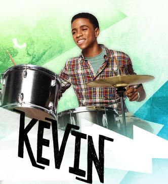Kevin Picture - How to Rock