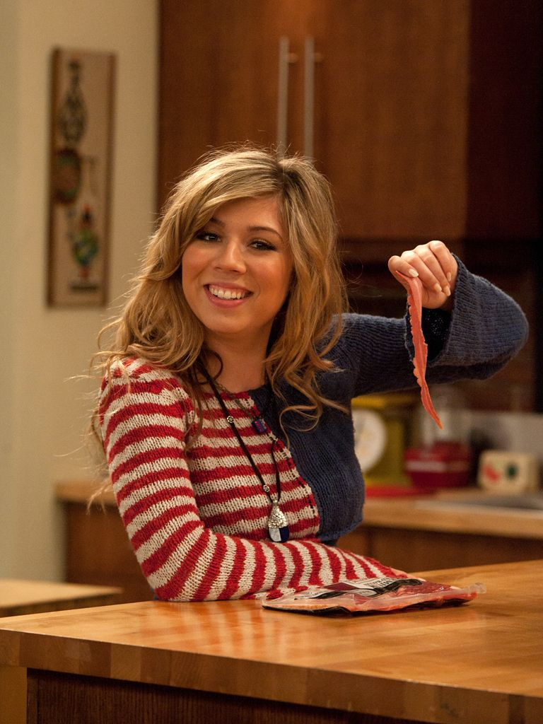 What's Shakin' Bacon?|Have you ever wondered if Jennette is as obsessed with bacon in real life as she is on iCarly? In the name of bacon, we're going to have to ask her!