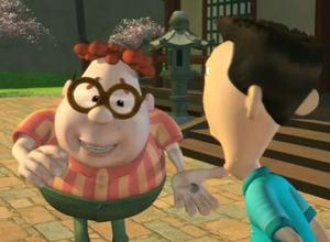 Jimmy Neutron, Carl Picture