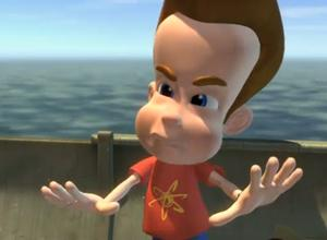 Jimmy Neutron, Jimmy Picture