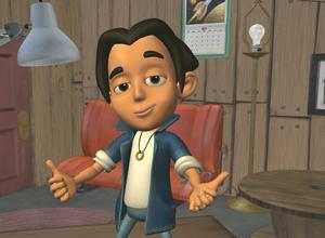 Jimmy Neutron, Nick Picture