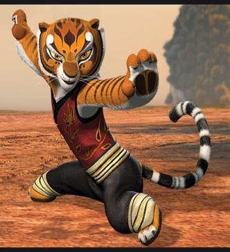 Tigress Picture - Kung Fu Panda 2