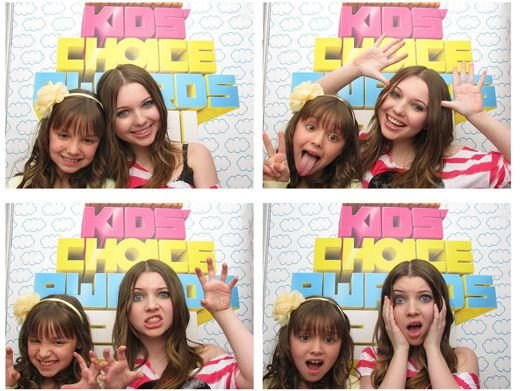 Animal Instincts|Sammi Hanratty is having fun posing like all of her favorite animals in these crazy pics. RAWR!