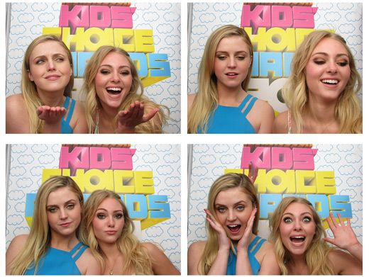 I've Been Robbed!|Annasophia Robb just steals our hearts in these fun flirty photos with friend, Lorraine Nicholson.