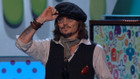 Johnny Depp Wins show
