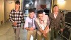 """Big Time Rush: """"Time of Our Life"""" video"""