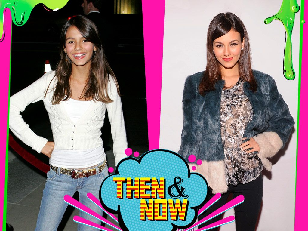 Victoria Justice|She's always 'made it shine', but the difference between then and now Victoria really makes us freak the freak out!