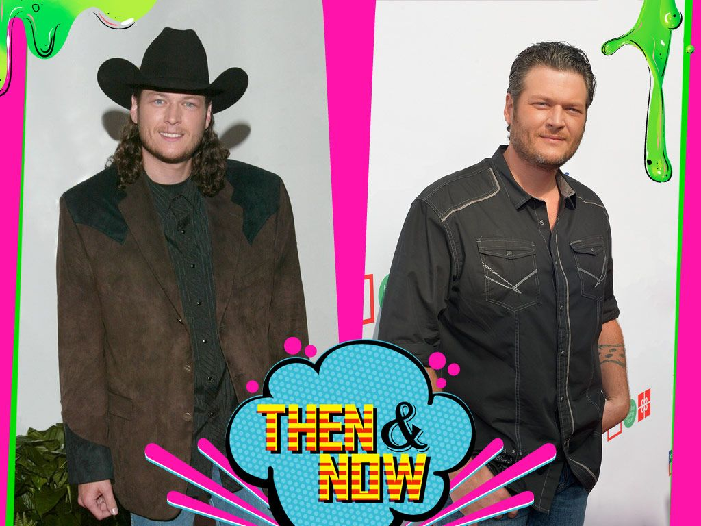 Blake Shelton|He may have hung up his ten-gallon hat, but Blake better prepare for ten gallons of slime!