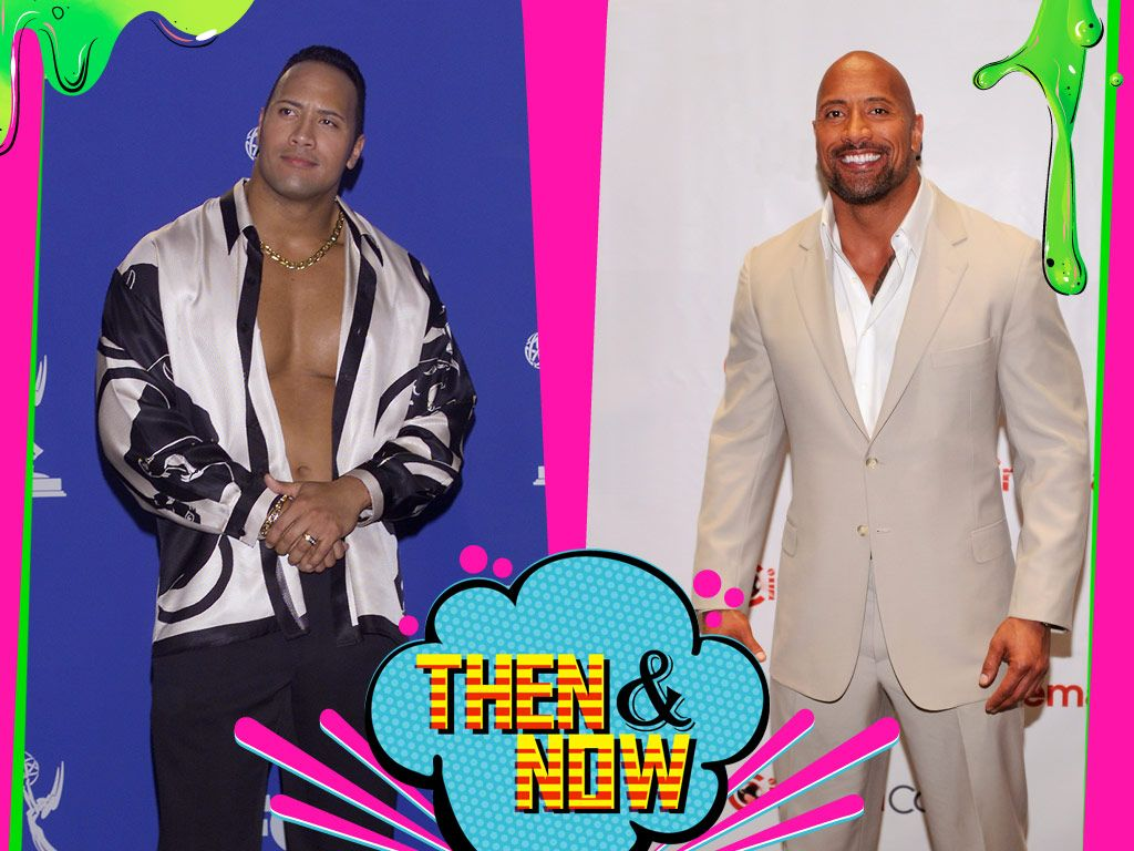 Dwayne Johnson|Although he's gotten more cuddly over the years, we still don't want to mess with Dwayne!
