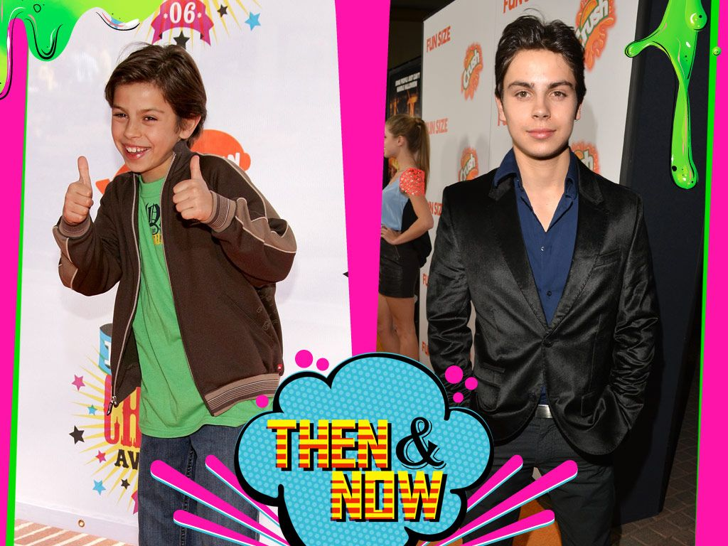 Jake T. Austin|He was cute before, but now Jake gets a definite 'thumbs up' from us!