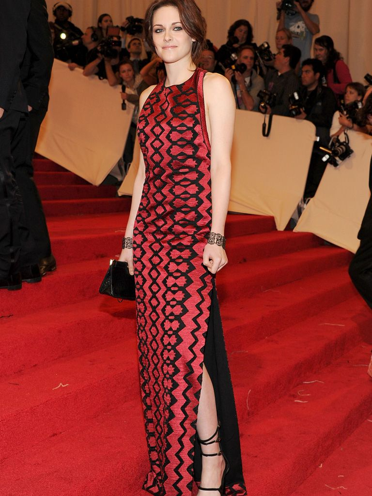 Kristen Stewart!|The Twilight saga star knows how to stand out on the red carpet, all while looking fabulous of course.