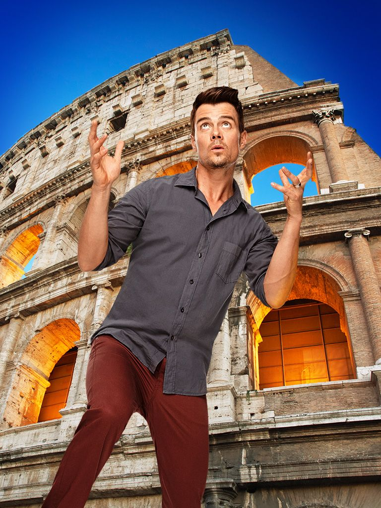 Roaming in Rome|Josh, the Coliseum is NOT where the KCA's are being held this year! Though that'd be pretty cool.