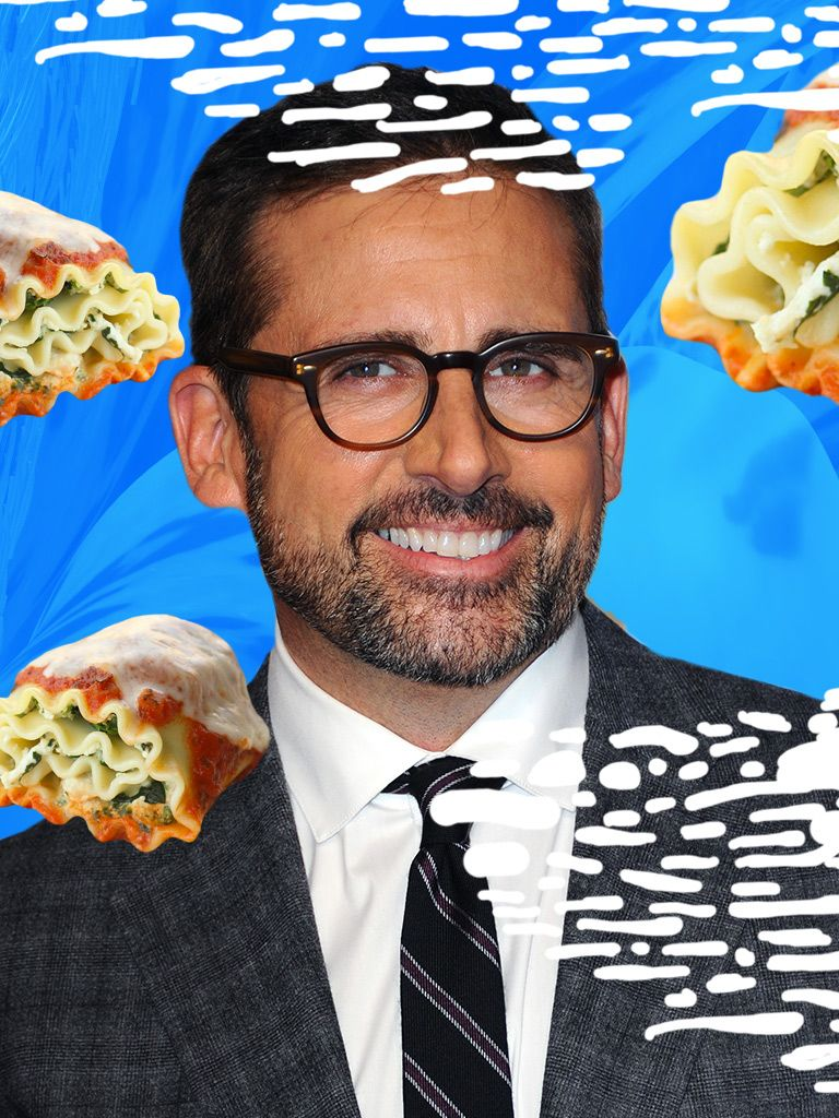 Ooey Gooey Goodness|Steve Carell might win the Favorite Voice from an