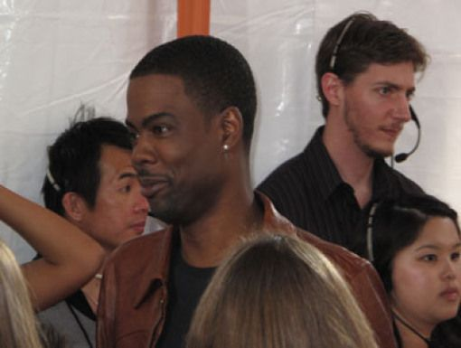 Chris Rock|Chris Rock is a KCA rock star.