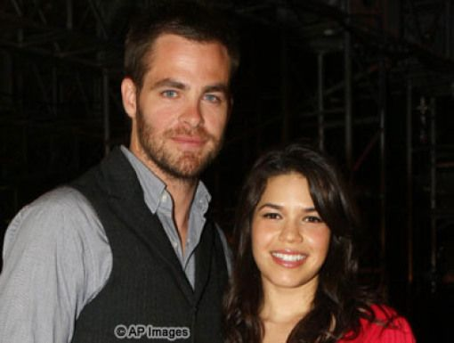 Chris Pine & America Ferrera|The 