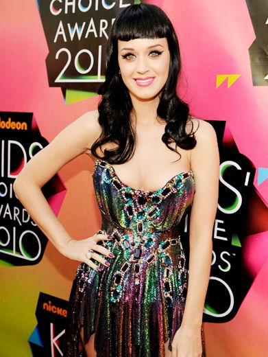 Katy Perry|Do you believe in superheroes? Looking at this photo of Katy Perry, it's pretty hard to say no.