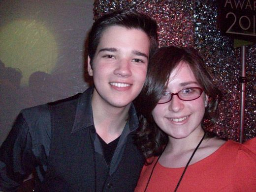 Megan and Nathan Kress|