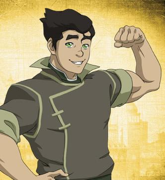 Bolin / Earthbender Picture - Legend of Korra